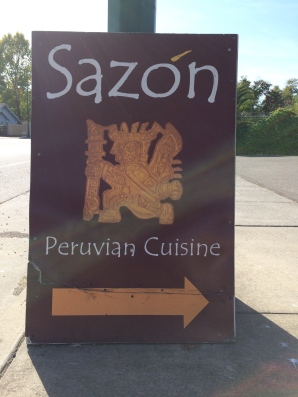 Sazón Peruvian Cuisine is located in Santa Rosa's Roseland District. Photo: Jessie De La O