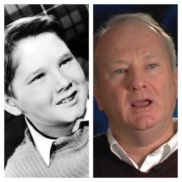 Kevin Corcoran-Then & Now collage pic
